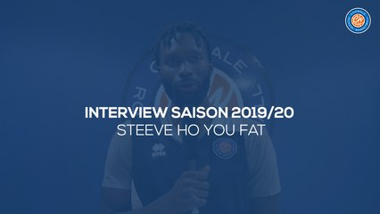 2019/20 Interview - Steeve Ho You Fat
