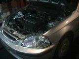 Honda Civic Vti Com Turbo(300Cv) Dyno Test