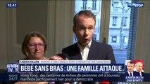 """Une famille dont l'enfant est né avec un bras malformé dans l'Ain a déposé plainte contre X pour """"mise en danger de la vie d'autrui"""""""