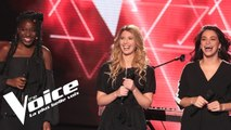 Diam's - La boulette | JAT | The Voice France 2018 | Blind Audition