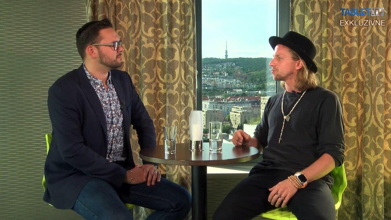 PRIPRAVUJEME: Exkluzívne pre TABLET.TV - Tomáš Klus