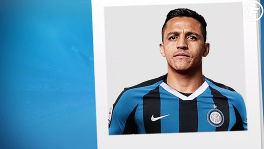 Officiel : Alexis Sanchez débarque à l'Inter Milan !