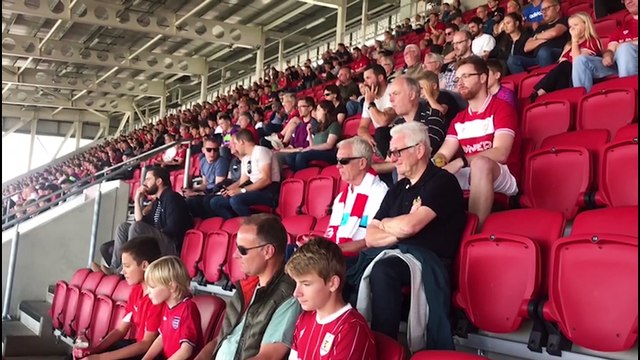 Bristol City FC's 3rd Game With Seb Whitehouse!