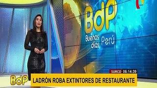 Comas: vecinos hartos de robos en zona de Santa Luzmila