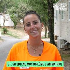Mon histoire de formation | Anne-Sophie, animatrice