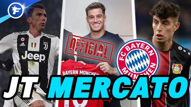 Journal du Mercato : le Bayern Munich frappe très fort, l'AS Roma multiplie les pistes sérieuses