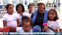 Marseille : ces enfants qui luttent contre la misère