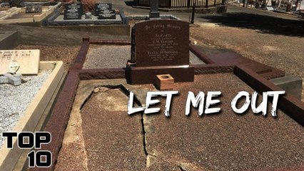 top 10 scary tomb messages