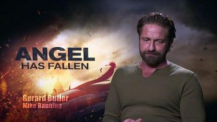 Angel Has Fallen - Exclusive Interview With Gerard Butler