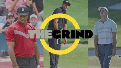 Tiger, Phil & Jordan See Their Seasons End Early