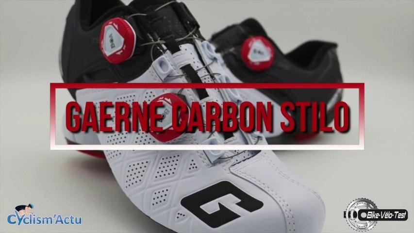 Bike Vélo Test - Cyclism'Actu a testé les Gaerne G.Stilo+