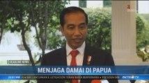 Jokowi: Saya Tahu <i>Mace</i> dan <i>Pace</i> di Papua Tersinggung, Lebih Baik Kita Saling Memaafkan