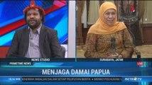 Lenis Kogoya: Khofifah Sudah Jadi Mama Bagi Warga Papua di Jatim