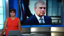 Prince Andrew 'appalled' by Epstein charges