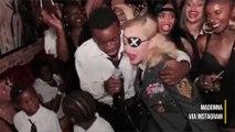 Madonna fête son 61ème anniversaire en famille et en beauté