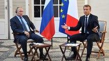 """Bilaterale Francia-Russia, Macron: """"E' europea"""""""