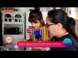 Ana Alicia Alba aprendió a preparar palomitas de diferentes sabores | Sale el Sol