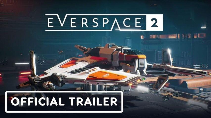EVERSPACE 2 Official Announcement Trailer (Gamescom 2019)