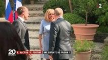 Rencontre Macron / Poutine : le président russe évoque les 'gilets jaunes'
