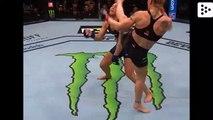 Valentina Shevchenko's powerful KO