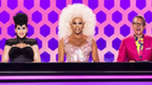 RuPaul Talks 'Drag Race' Live Finales, DragCon and Interacting With Fans   In Studio