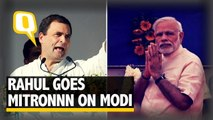 Congress Says Daro Matt BJP Says Darao: Rahul Gandhi Mocks BJP