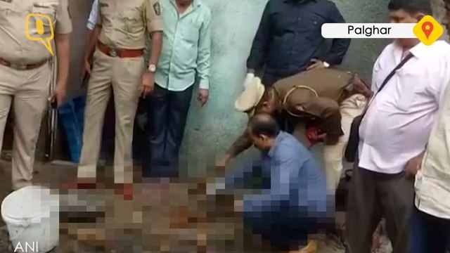 Woman arrested in Palghar after she confessed to killing her husband 12 years back and dumping his body in a septic tank