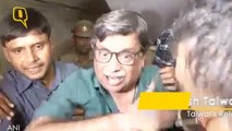 With a Dozen Microphones Thrust at Him, Dinesh Talwar Pleads Media for Sensitivity