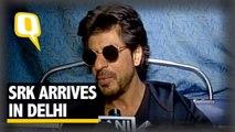 "SRK Saddened by The ""Extremely Unfortunate"" Vadodara Mishap"