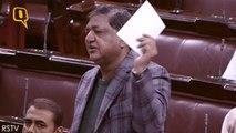 Media Freedom Threatened, Journos Getting Muzzled: Naresh Agrawal in Rajya Sabha