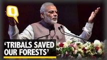 Tribal Communities Can Overcome Difficulties: PM Modi in Delhi