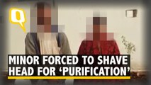 Minor Girl Made to Shave Head to 'Purify' Self After Molestation
