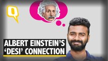 From Gandhi to Tagore, Albert Einstein's Connections with India