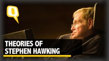 The Theories That Defined Stephen Hawking
