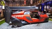 PAL-V Flying Car First Look at Geneva Motor Show 2018