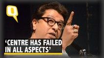 Raj Thackeray Calls for 'Modi-Mukt Bharat', Takes Digs at Fadnavis
