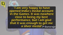 Commonwealth Games 2018: P Gururaja Opens India's Account, Clinches Silver in 56 kg Category