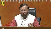'Strict Action Will Be Taken': Union HRD Minister Prakash Javadekar on CBSE Paper Leak