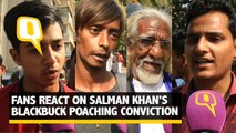Salman Khan's Fans React To His Conviction In The BlackBuck Poaching Case