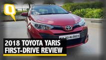Toyota Yaris First-Drive Review: Can it Beat The Honda City?