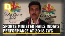 2018 CWG Is Just a Start, Will Count Medals After 2024 Olympics: Rajyavardhan Singh Rathore