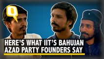50 IITians Created 'Bahujan Azad Party' But How Effective Is It?