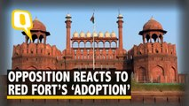 Cong, Opposition Object to Red Fort's 'Adoption' by Dalmia Group