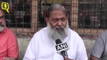 Health Minister Anil Vij Supports Haryana CM Khattar on Not Reading Namaaz In Public