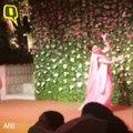 Caught in the Moment: Nita Ambani Peforms at her Daughter Isha Ambani's Engagement Party