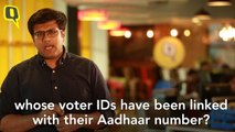 Nine Questions for the Election Commission on Aadhaar-Voter ID Linking