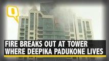 Fire Breaks Out at Mumbai's BeauMonde Towers Where Deepika Padukone Lives