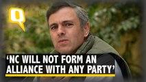 NC Will not Support PDP: Omar Abdullah on BJP-PDP Split