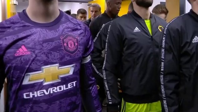 Wolves vs Manchester United 1  -  1 Highlights Összefoglaló Resumes Goles 19 08 2019 HD
