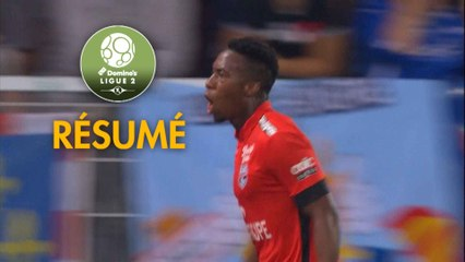 AJ Auxerre - EA Guingamp (2-2)  - Résumé - (AJA-EAG) / 2019-20